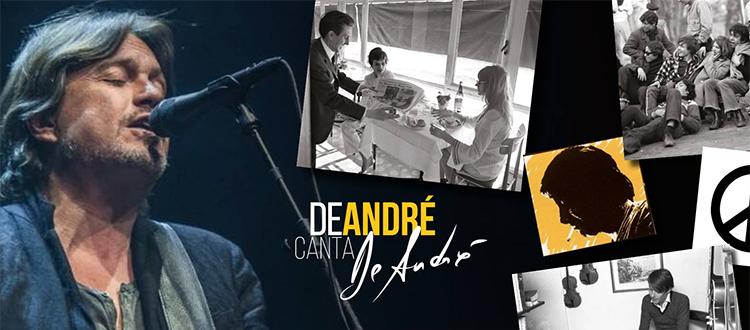 De André Canta De André 04 Marzo Alcatraz