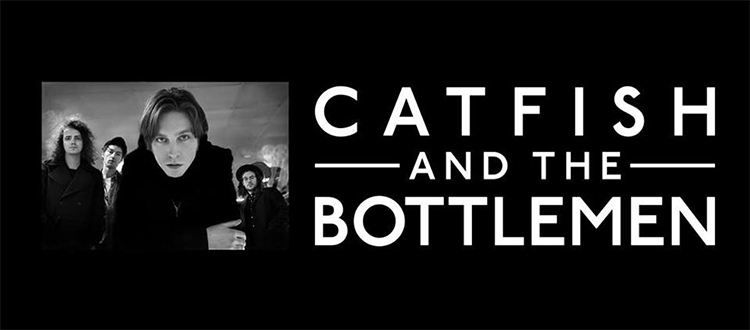 Catfish and The Bottlemen a Milano 16 Maggio Alcatraz