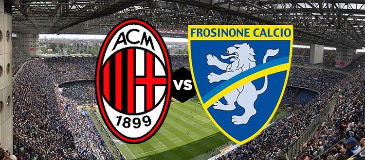 Milan Frosinone Domenica 19 Maggio 2019