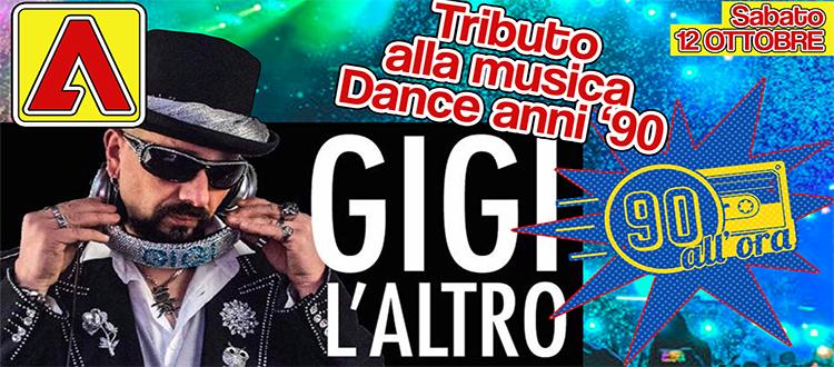 90 ALLORA tributo alla Dance anni 90
