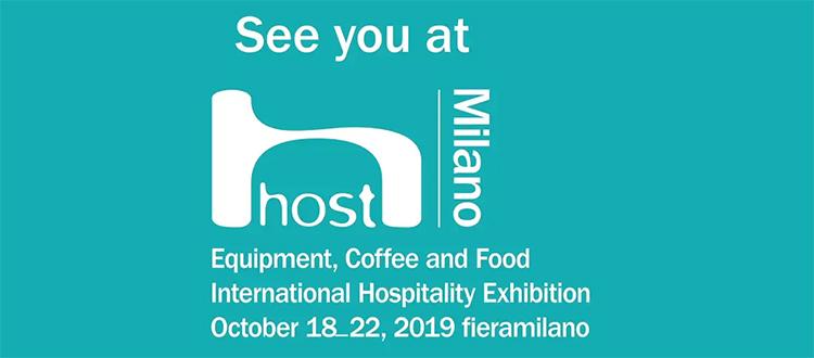 HostMilano Salone internazionale ospitalità