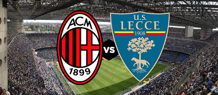 Milan Lecce Domenica 20 Ottobre 2019