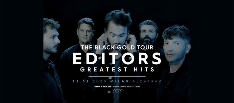 BLACK GOLD TOUR 11 e 12 Febbraio Alcatraz