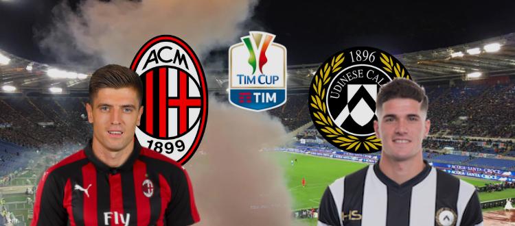 Milan Udinese 19 Gennaio 2020